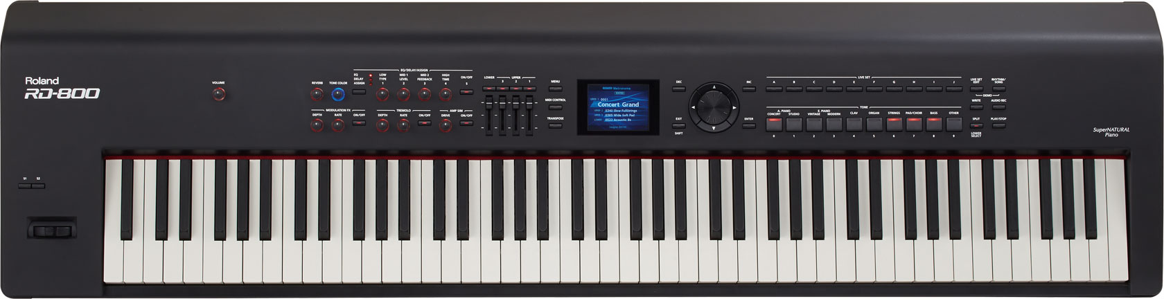 Roland Rd 800 Digital Stage Piano