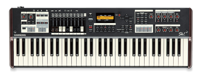 Suzuki Organ Hammond