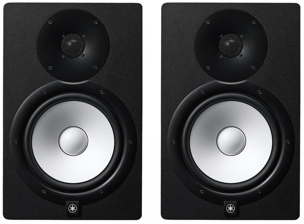 Yamaha hs8 studio monitors for Yamaha hs8 studio monitor speakers