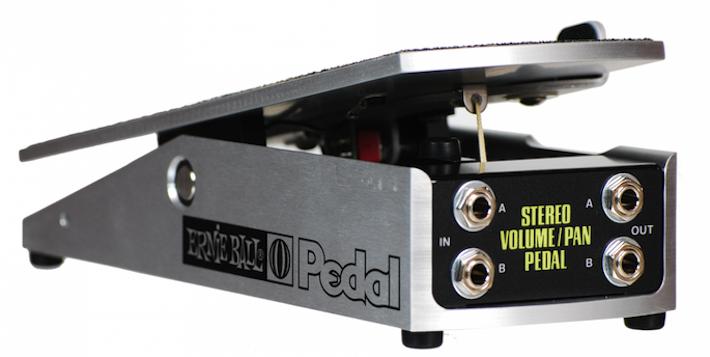 ernie ball 6165 stereo volume pan pedal. Black Bedroom Furniture Sets. Home Design Ideas