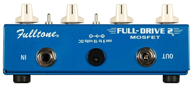 Fulltone Fulldrive 2 Mosfet : fulltone fulldrive 2 mosfet overdrive pedal ~ Russianpoet.info Haus und Dekorationen