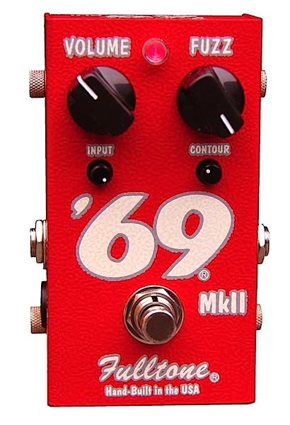 Fulltone Musical Products Inc: Fulltone 69 MkII Overdrive/Distortion Pedal