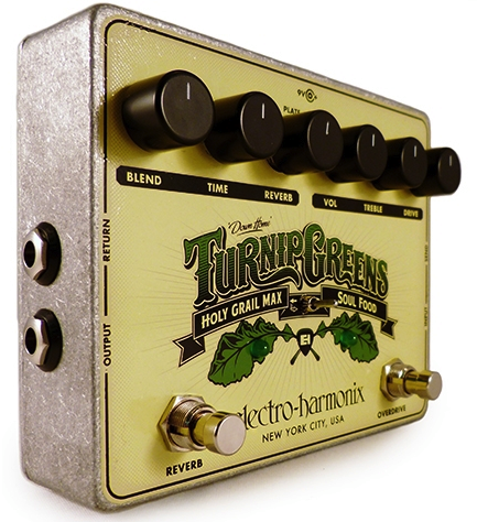 electro harmonix turnip greens multi effect pedal. Black Bedroom Furniture Sets. Home Design Ideas