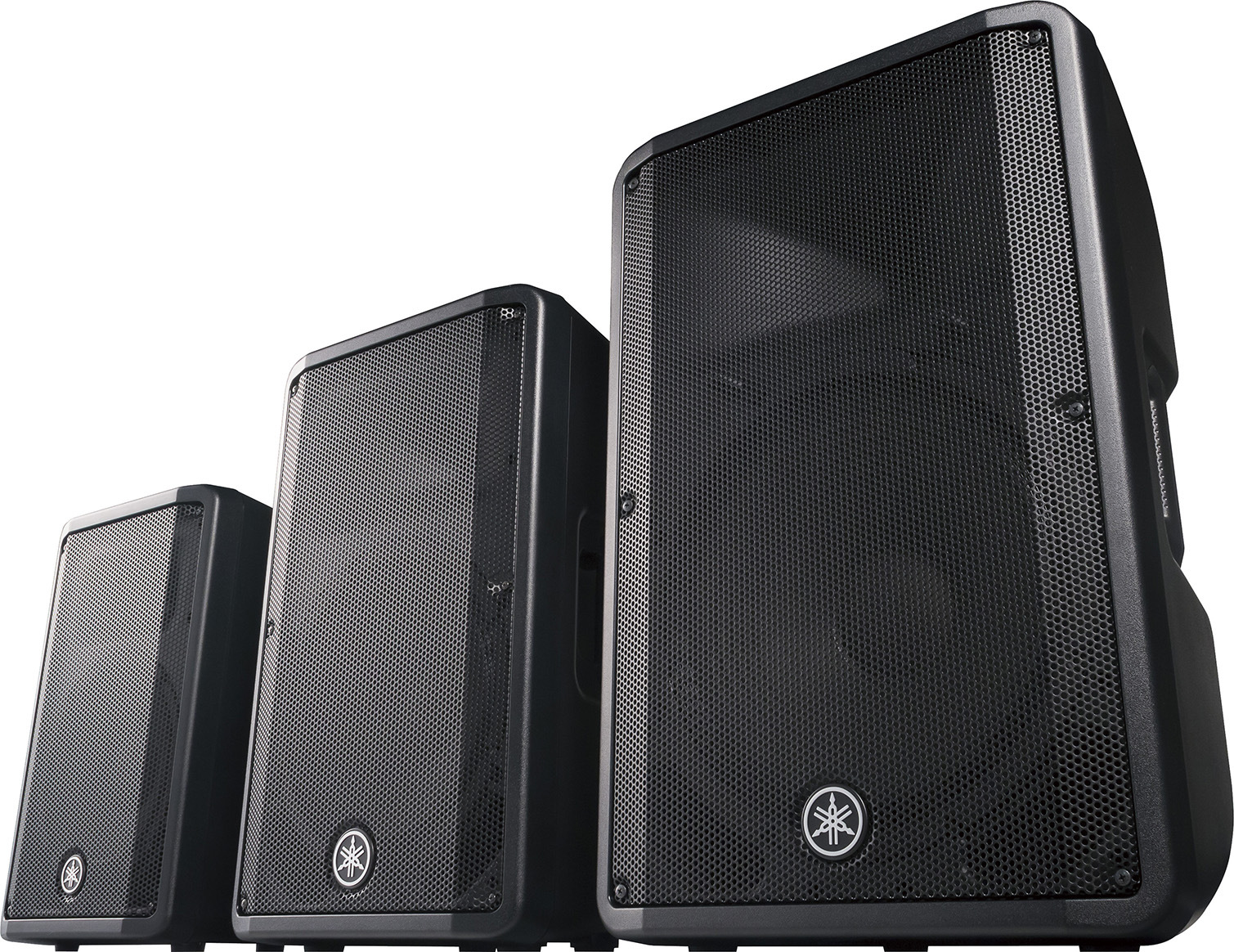 Yamaha dbr10 compact 10 powered speaker for Yamaha 10 speaker