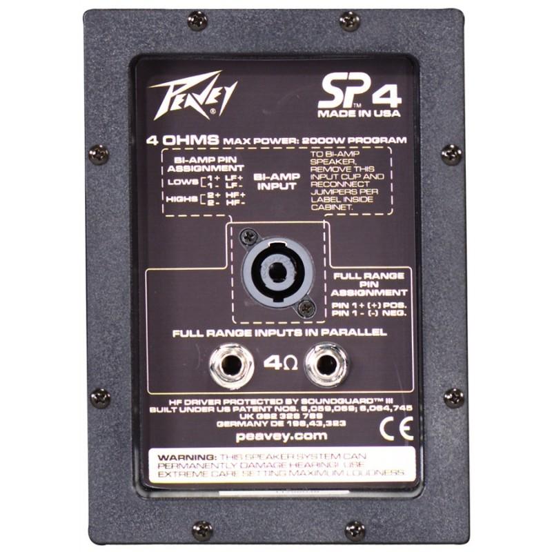 24386 peavey sp4 2 x 15 speaker peavey sp4 wiring diagram at mifinder.co