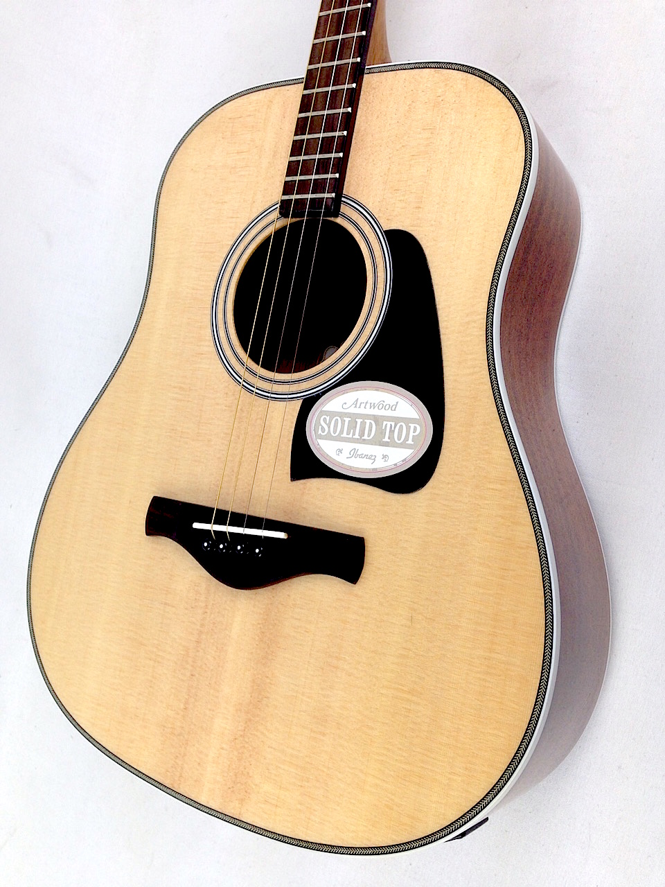 ibanez avt2e acoustic electric tenor guitar. Black Bedroom Furniture Sets. Home Design Ideas