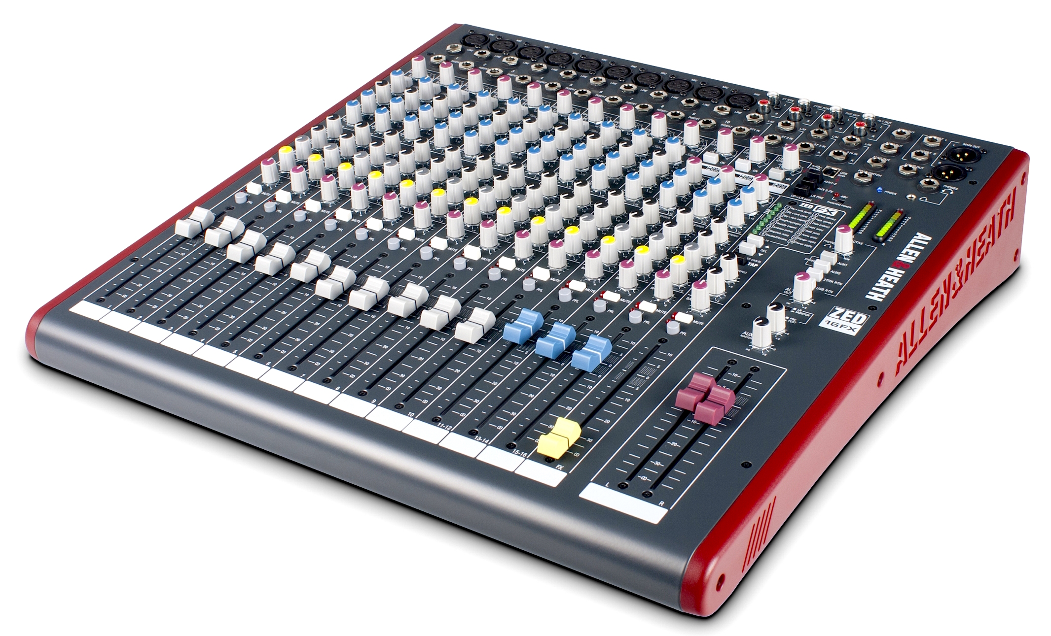 allen heath zed 16 fx audio mixer. Black Bedroom Furniture Sets. Home Design Ideas