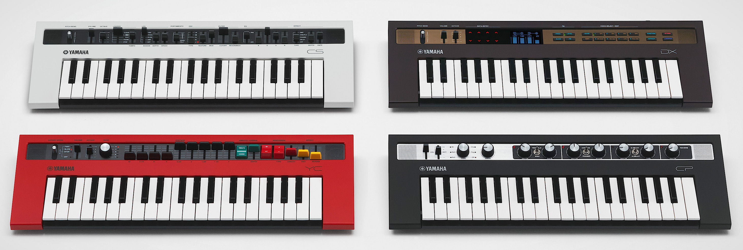 yamaha reface cp portable electric piano. Black Bedroom Furniture Sets. Home Design Ideas