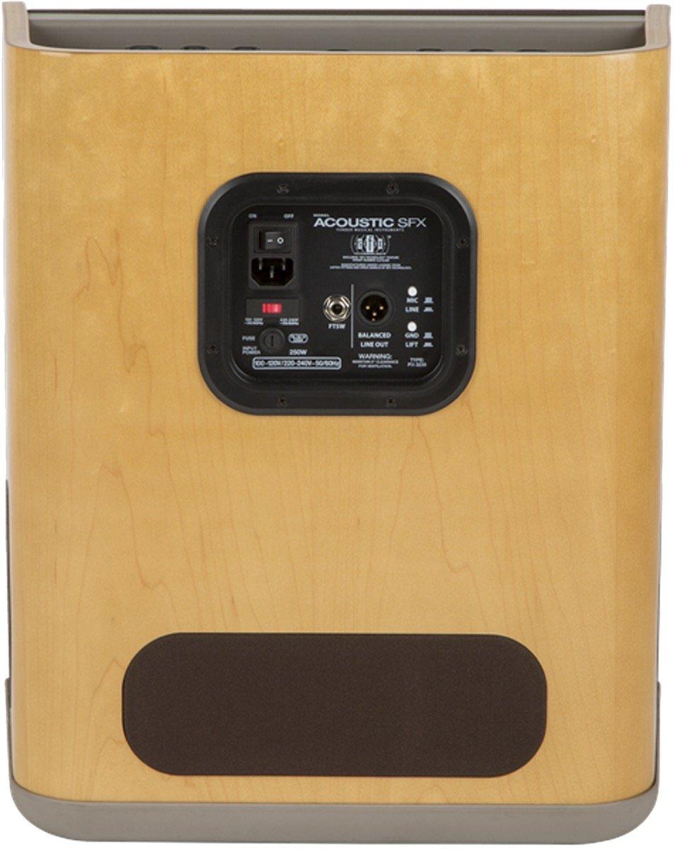 fender acoustic sfx guitar vocal amp. Black Bedroom Furniture Sets. Home Design Ideas