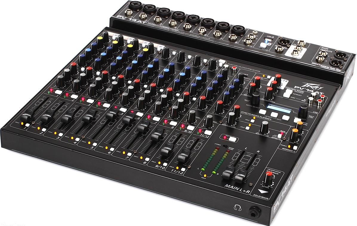 Pv14 At Mixer W Auto Tune 174
