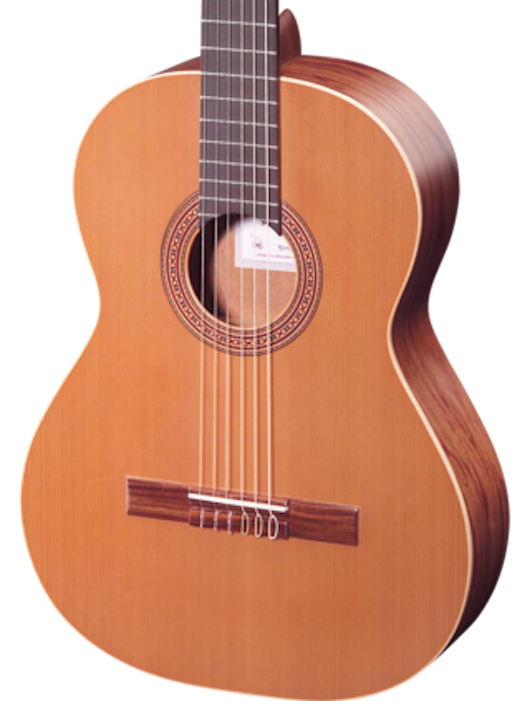 ortega r180l left handed classical guitar. Black Bedroom Furniture Sets. Home Design Ideas